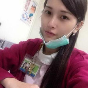 Hoàng Phi Phi - Nữ y tá xinh nhất Đài Loan