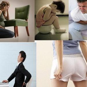 Những nguyên nhân gây ra bệnh trĩ