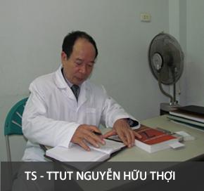 Bác sĩ chữa trĩ Nguyễn Hữu Thợi