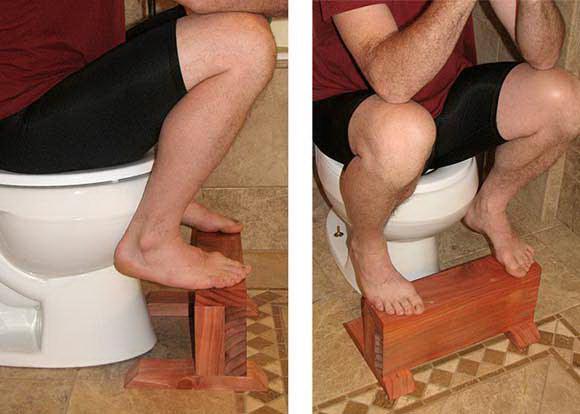 Tư thế đi vệ sinh đúng cách phòng ngừa bệnh trĩ