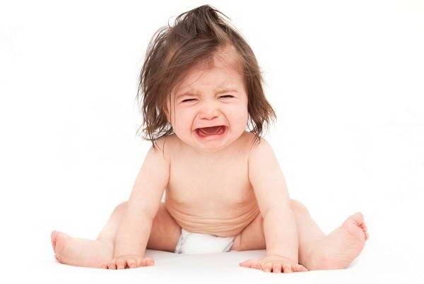 Trẻ sơ sinh bị loét hậu môn: Đừng nên xem nhẹ